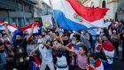 Assunção registra violência após resposta à pandemia gerar protestos