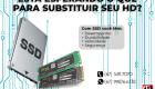 Conheça mais sobre os SSD's e toda sua versatilidade