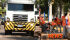 Prefeitura suspende serviços de limpeza urbana em Dourados após decisão do TCE