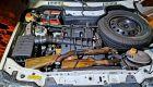 Caçador é preso com armas e munições escondidas emmotor de veículo