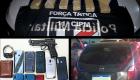 Três são presos em fiscalizações da PM em Campo Grande