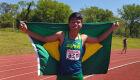 Atleta de MS é bronze no dardo no Sul-Americano Sub-18