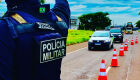Fiscalizações em ruas de Dourados resultam na apreensão de 18 veículos