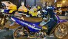 Guarda de Dourados recupera moto furtada na fronteira