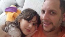 Papai Valdinei e Paola
