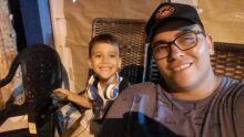 Do meu filho Miguel Francisco e Janderson Martins