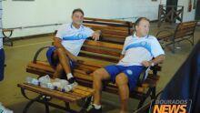 Confira as fotos da visita do ex-jogador Zico em Dourados