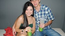 Confira as fotos do Dom Club dessa quinta feira  com Camila Prates