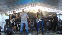 TABASCO BURGER ROCK FESTIVAL