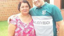 Minha mãe, minha vida! Marinalva Santana Ribeiro