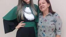 MARIA ELZA FIGUEIREDO DA SILVA. Te amo mamis!!! Você é minha rainha