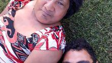 Minha mãe no Dourados News. Elisvandro Moreira Lima e ROSA BRITO MOREIRA LIMA