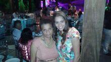 Me chamo Daiane Barros e minha mamis Clara