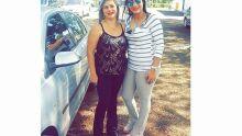Minha mãe Andréia Osório, uma mulher muito amada, trabalhadora, guerreira, independente, uma super mãe, super avó.  Gostaria de concorrer a cesta pra ela, obrigada.