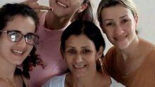 Minha mãe linda... LEOZITA MATOS DOS SANTOS. Obrigada amores?.