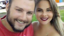 Aqui é Simone quero participar do sorteio dos dias dos namorados e homenagear meu amor Luiz Carlos meu eterno namorado é meu marido que amo muito