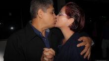 Primeira Noite dos Namorados no Clube Indaiá