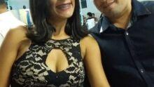 Feliz dia dos namorados! Ana Lúcia e Luiz Carlos Amor Eterno!!!