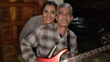 Meu super pai José Calazans!!