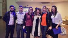 Café com empresários na II Feira de Negócios Unigran