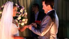 Casamento Marçal Filho e Patrícia Oliveira