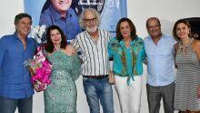 Entrega de título de cidadão de MS a músico Renato Teixeira
