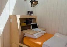 Otimize o espaço do quarto com camas multifuncionais!