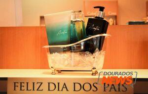 Garanta o perfume especial para presentear o paizão na Mahogany e ganhe brinde; Veja aqui