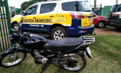 Irmãos são detidos no Piratininga com motocicleta furtada