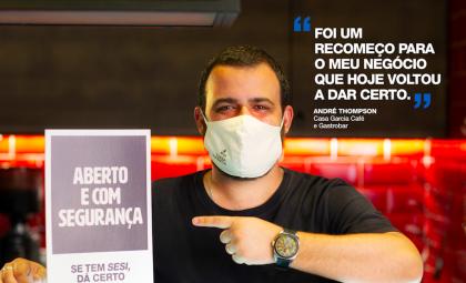 SESI capacita e prepara empresas para retomada da economia de Mato Grosso do Sul