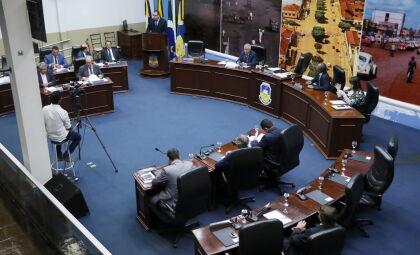 Câmara reúne vereadores eleitos para entrega do Regimento no sábado
