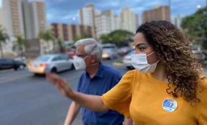 """""""Criada no Água Boa"""", prefeita eleita em SP diz querer mais mulheres na política"""