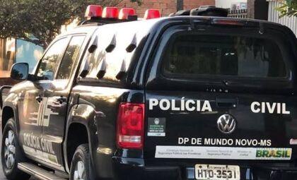 Trio é preso em flagrante por tráfico de drogas em Mundo Novo