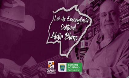 Saldo da Lei Aldir Blanc será utilizado como cachê de apresentações