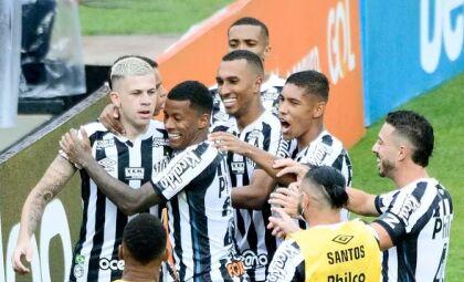 Reservas do Santos vencem líder São Paulo no Campeonato Brasileiro