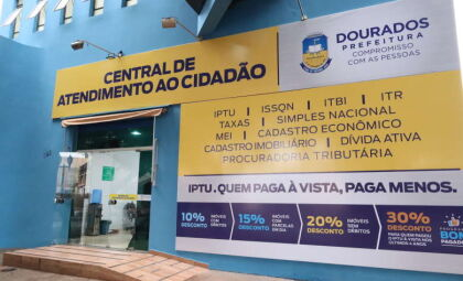 Com R$ 143 milhões lançados, prazo para pagar IPTU à vista vence na quarta-feira