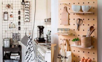Reinvente a parede da sua cozinha com painéis