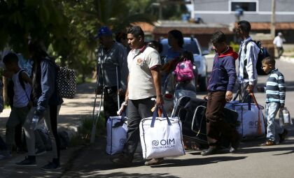 Operação Acolhida contabiliza 50 mil refugiados venezuelanos
