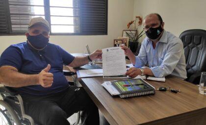 Barbosinha pede ao Governo construção de 28 casas populares no distrito de Indápolis