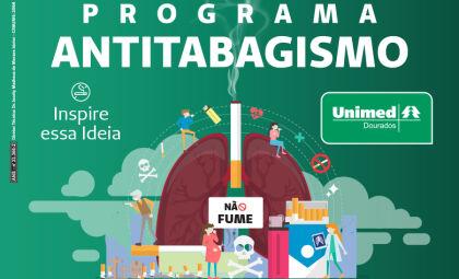 Viver Bem da Unimed faz programa de combate ao tabagismo