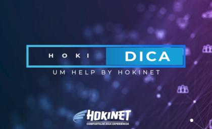 HOKINET inicia quadro HokiDicas no Dourados News