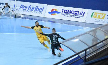 Em jogo de sete gols, Juventude AG perde para o Marreco do Paraná