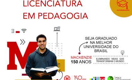 Curso de licenciatura em Pedagogia EAD - Polo Dourados