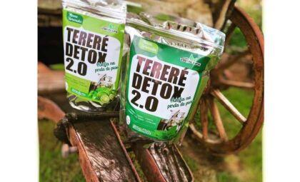 O tereré fica ainda melhor com Erva Detox 2.0 que melhora a disposição e ajuda a emagrecer
