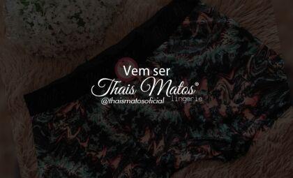 Além de lingeries, Thais Matos tem cuecas modernas e confortáveis; confira
