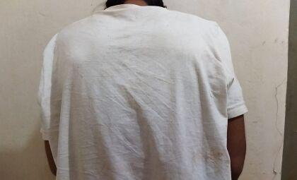 Jovem é detido após ser flagrado com pertences furtados de empresa