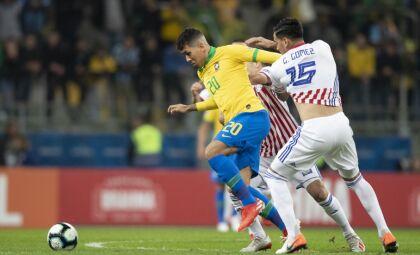 Brasil visita o Paraguai em jogo que vale marca histórica pelas Eliminatórias