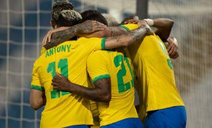 Seleção Olímpica é convocada para os Jogos de Tóquio com Daniel Alves