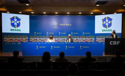 Seleção feminina de futebol é convocada para as Olimpíadas