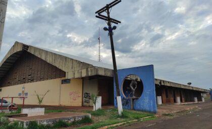 'Condenado', ginásio municipal passará por reforma completa